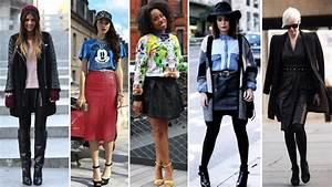 mode jupe hiver 2016 With en mode tendance