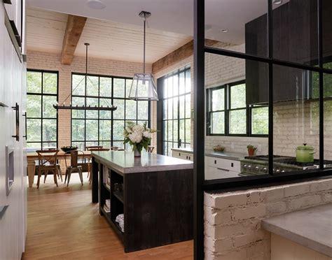modern farmhouse kitchen atlanta magazine