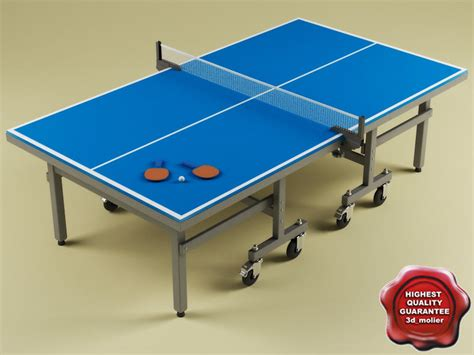 ping pong the original table ping pong table c4d