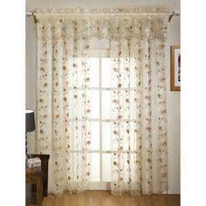 buy 95 quot sheer curtain from bed bath beyond
