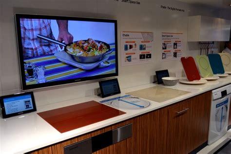samsung cuisine samsung va se lancer dans la cuisine équipée en belgique