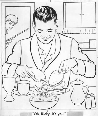 Coloring Pages Random Lucy Creepy Week Printable