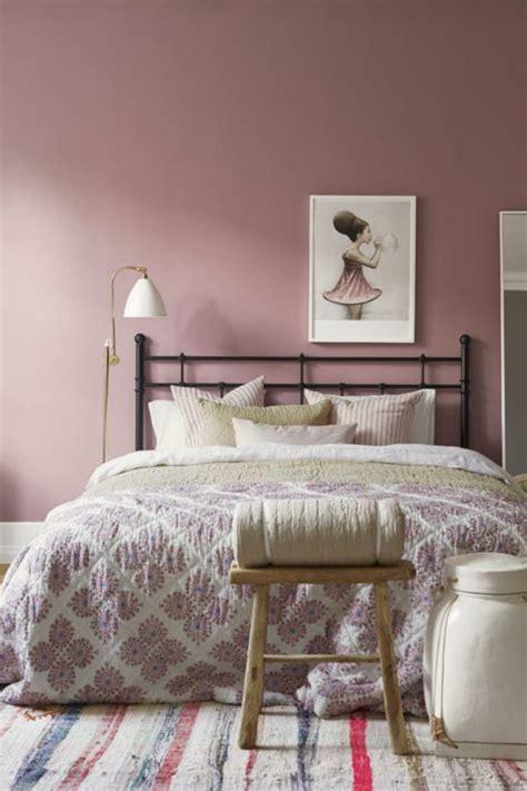 Schlafzimmer Altrosa Grau by Die Besten 25 Altrosa Wandfarbe Ideen Auf