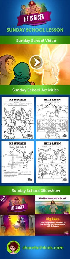 tower of babel bible story for sunday school coloring 393 | 16ed744f305efc8c3a3c8c5c56f433c4 resurrection sunday school lesson preschool easter sunday school lesson