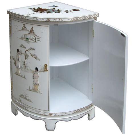 meuble d angle blanc chinois meubles chinois laqu 233 s