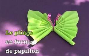 Pliage De Serviette Papillon : bricolage les astuces de luce ~ Melissatoandfro.com Idées de Décoration