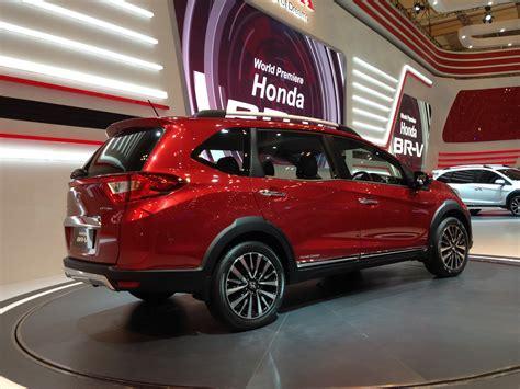 Honda Brv 2019 Photo by 2019 Honda Br V Price Release Date Malaysia News