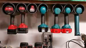 Howto  Power Tool Cubbies