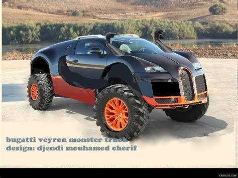 Bugatti Truck by Bugatti Veyron Truck Design By Djendi Mouhamed