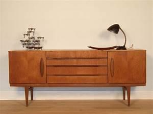 Buffet Scandinave Vintage : enfilade scandinave vintage ~ Teatrodelosmanantiales.com Idées de Décoration