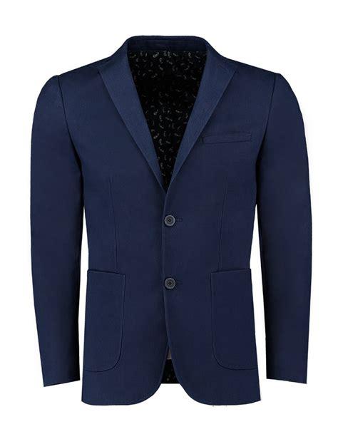 navy blue casual dress 39 s plain navy casual blazer hawes curtis