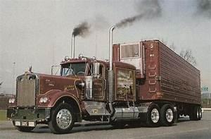 24 Best Classic Semi Trucks Images On Pinterest