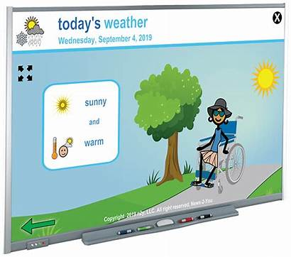 Weather N2y Today Routines Daily Interactive