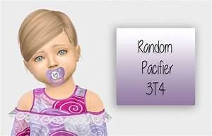 Random Pacifier 3T4 at Simiracle » Sims 4 Updates