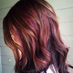 Best 25+ Subtle purple hair ideas on Pinterest | Plum ...