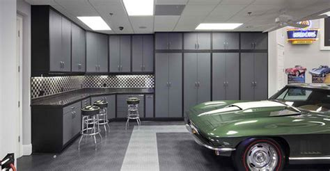 ideas  organize  garage home design lover