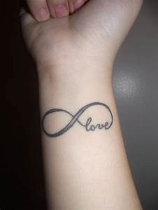 infinity love tattoo | LOVE tatoo | Pinterest | Love ...