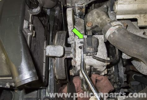 volvo  power steering pump replacement