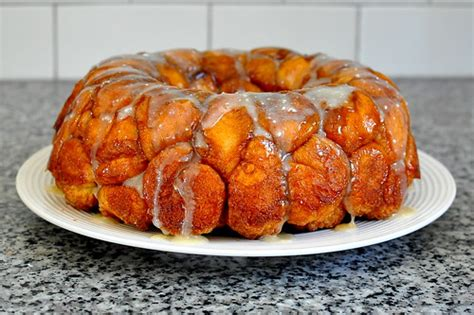 Monkey bread with 1 can of biscuits : Monkey Bread Recipe   Dough from Scratch   Gastronomy