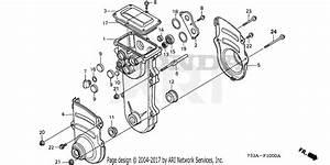 Honda F501 A1r Rototiller  Jpn  Vin  F501