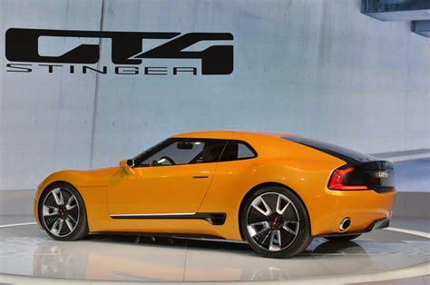 2015 Kia Gt4 Stinger by 169 Automotiveblogz Kia Gt4 Stinger Concept Detroit 2014