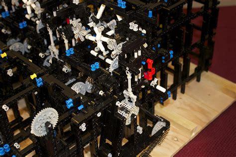apple engineer creates elaborate drawing machine using legos co design business design