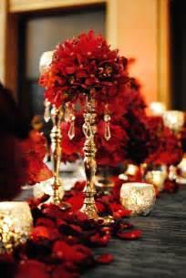 wedding and gold centerpiece 2070182 weddbook