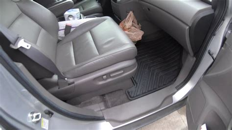 honda odyssey car mats honda odyssey oem all season floor mats review