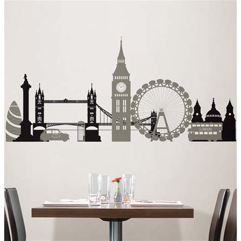 Wall Decor Stickers Walmart by Wallpops Calling Wall Decals Walmart