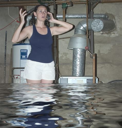basement  flooded dont  electrocuted
