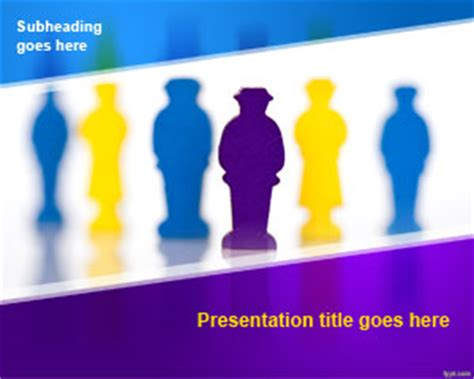 human resource powerpoint template