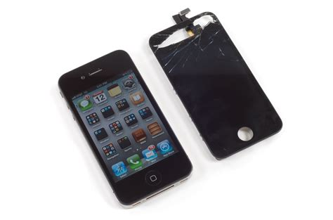 how to change iphone 4 screen how to replace a broken screen on your iphone cnet