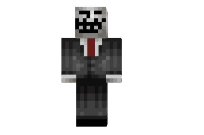 Troll Dude Skin Azminecraftinfo