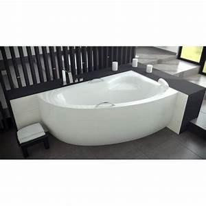 Baignoire Avec Tablier : baignoire natalia baignoire design mobilier salle de ~ Premium-room.com Idées de Décoration