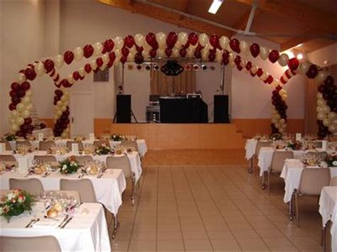 mariage avec deco ballons mach 3 system