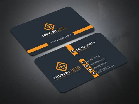 busness card  images modern business cards card