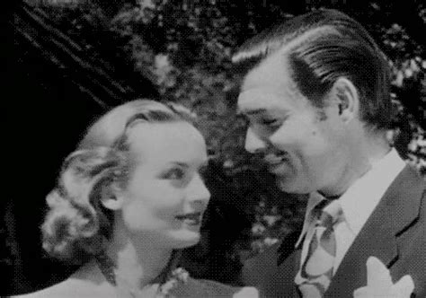 clark gable carole lombard wedding ma and pa