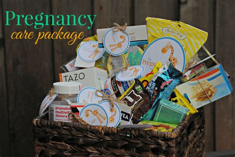 Gifts For by Make A Pregnancy Care Package Basket Pregnancy Gift