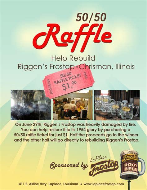flyers 50/50 raffle winners