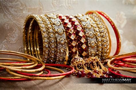 bangles   wedding day indias wedding blog