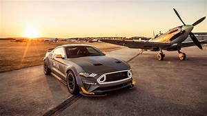 Ford, Eagle, Squadron, Mustang, Gt, 2018, 4k, 3, Wallpaper