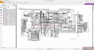 Hitachi Zaxis 200 225 240 270-3 Service Manual