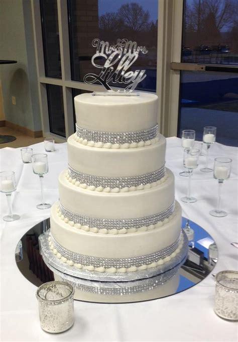bling wedding cakes bling wedding cake