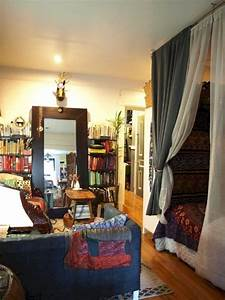 45, Amazing, Ideas, To, Decorate, Your, Studio, Apartment, With