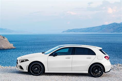 All-new 2019 Mercedes-benz A-class Unveiled
