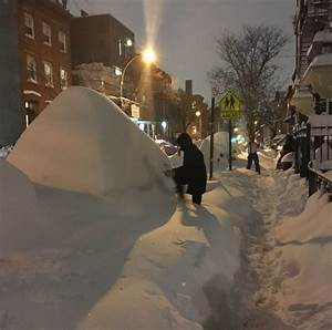 New Yorker tries to sell snow-covered car rather than dig ...