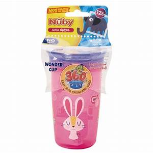 Nuby 360 Cup Instructions