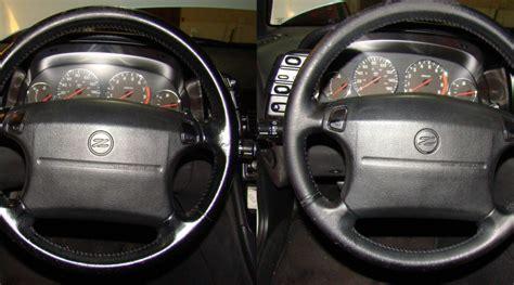 300zx Steering Wheel Cleaning