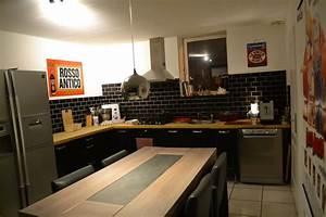 Cuisine Style Industriel Ikea : cuisine style industriel loft ~ Melissatoandfro.com Idées de Décoration