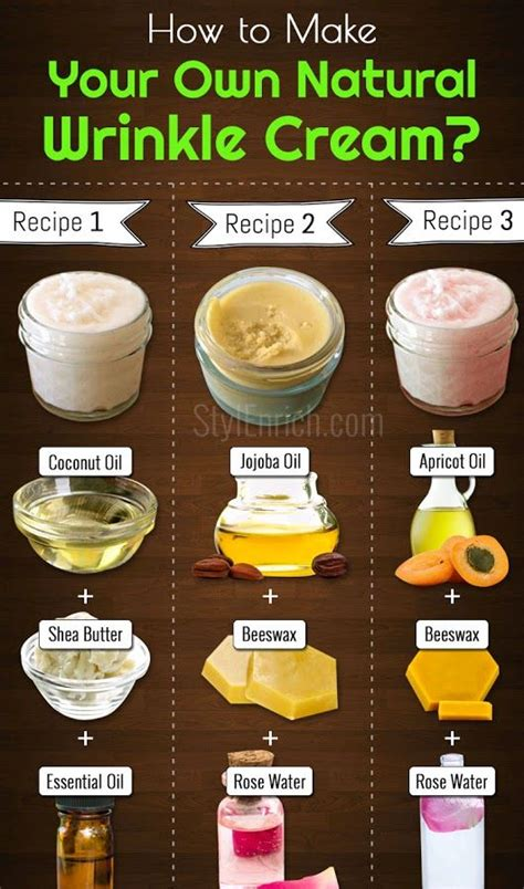 #DIYWrinkleCream: How to Make Your Own Natural Wrinkle